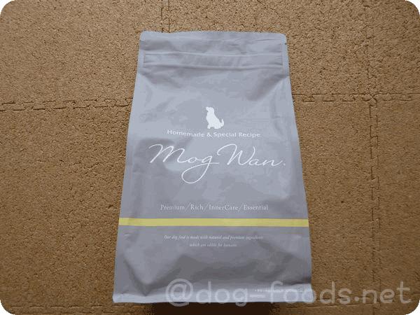 モグワンの個装袋の外観