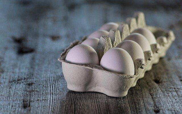 生卵の写真