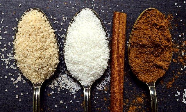 砂糖類の写真